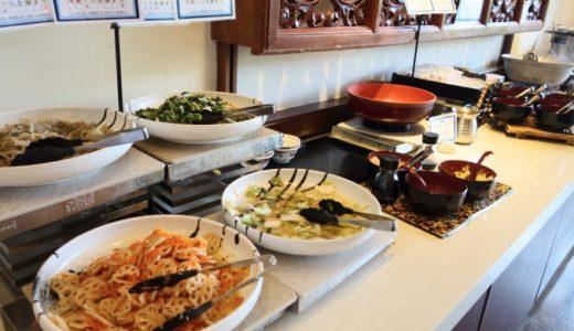 ホテルブリーズベイマリーナの朝食ビュッフェと蕎麦居酒屋「彩海」レビュー!