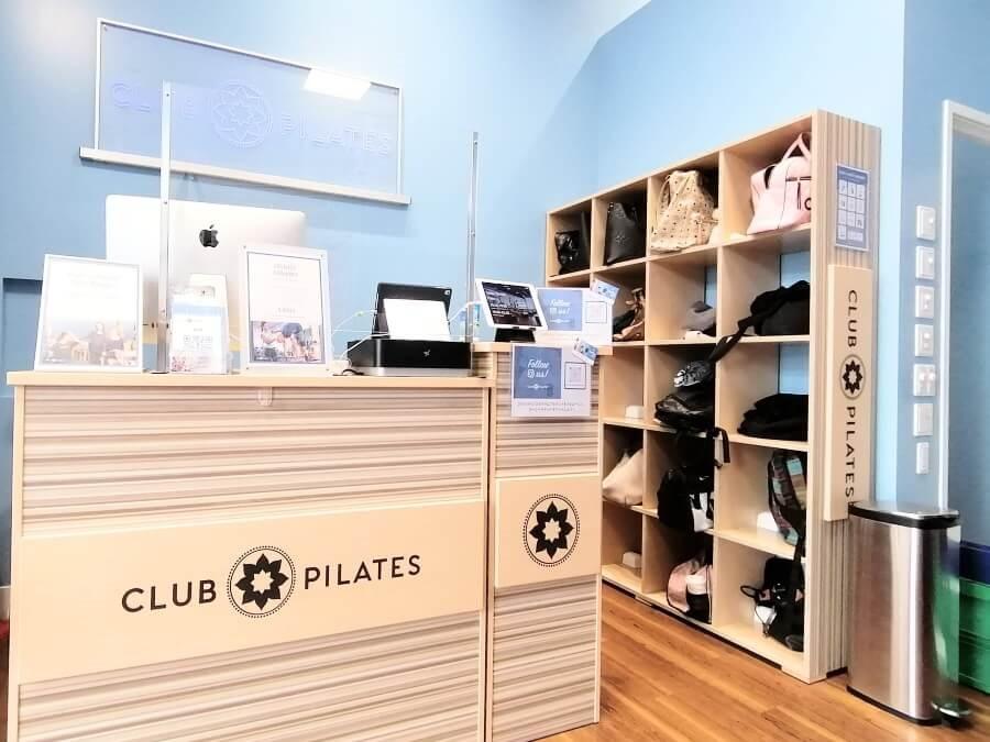 CLUB PILATES(クラブピラティス)恵比寿店のロッカー