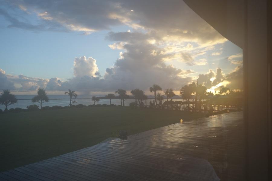 レストラン凪からの眺め