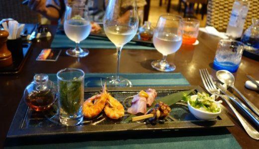 サイプレスリゾート久米島のレストランは地の旬食材が楽しめる創作フレンチ!