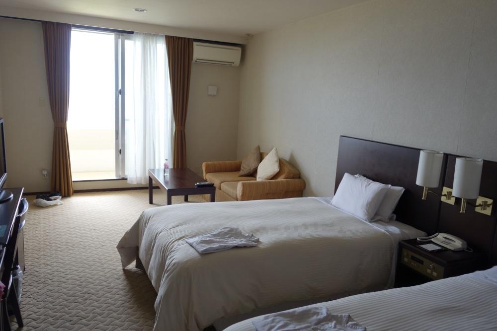 サイプレスリゾート久米島の客室