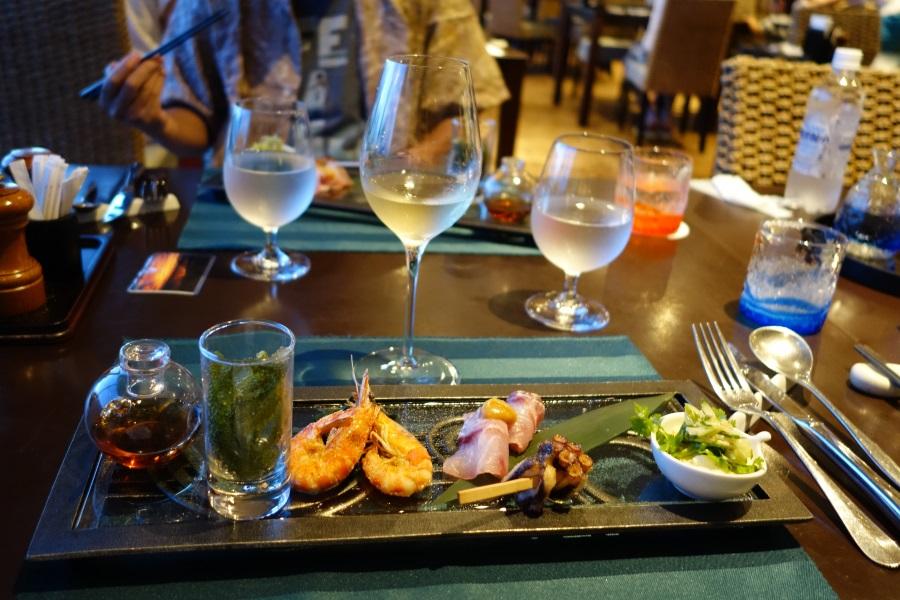 サイプレスリゾート久米島のレストラン