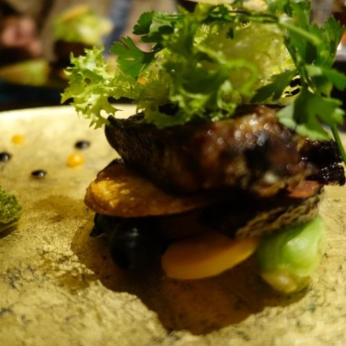 レストラン凪の和牛ステーキ