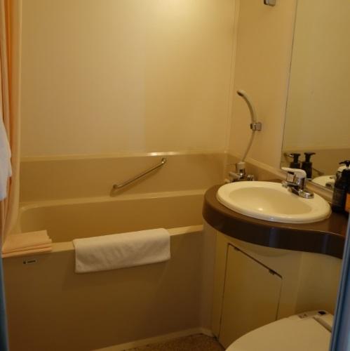 イーフビーチホテルのバスルーム