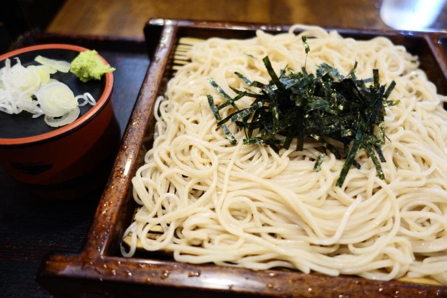 箱根エリアのお蕎麦