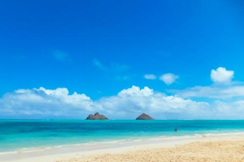 ハワイのおすすめビーチ「ラニカイビーチ」