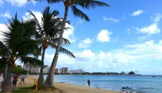 ハワイ・オアフ島のおすすめビーチまとめ!目的&希望に合ったビーチを見つけよう