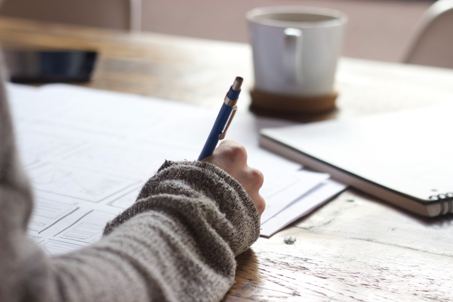 おうち時間を充実させる過ごし方6.勉強をする