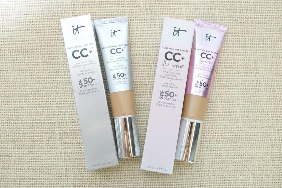 It Cosmetics(イットコスメティクス)CCクリームの種類