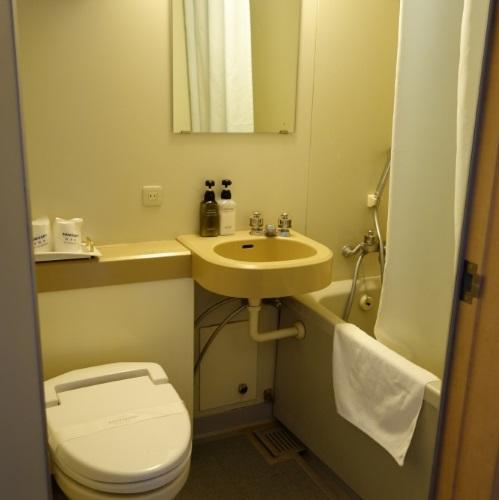 ホテルニューおきなわのバスルーム