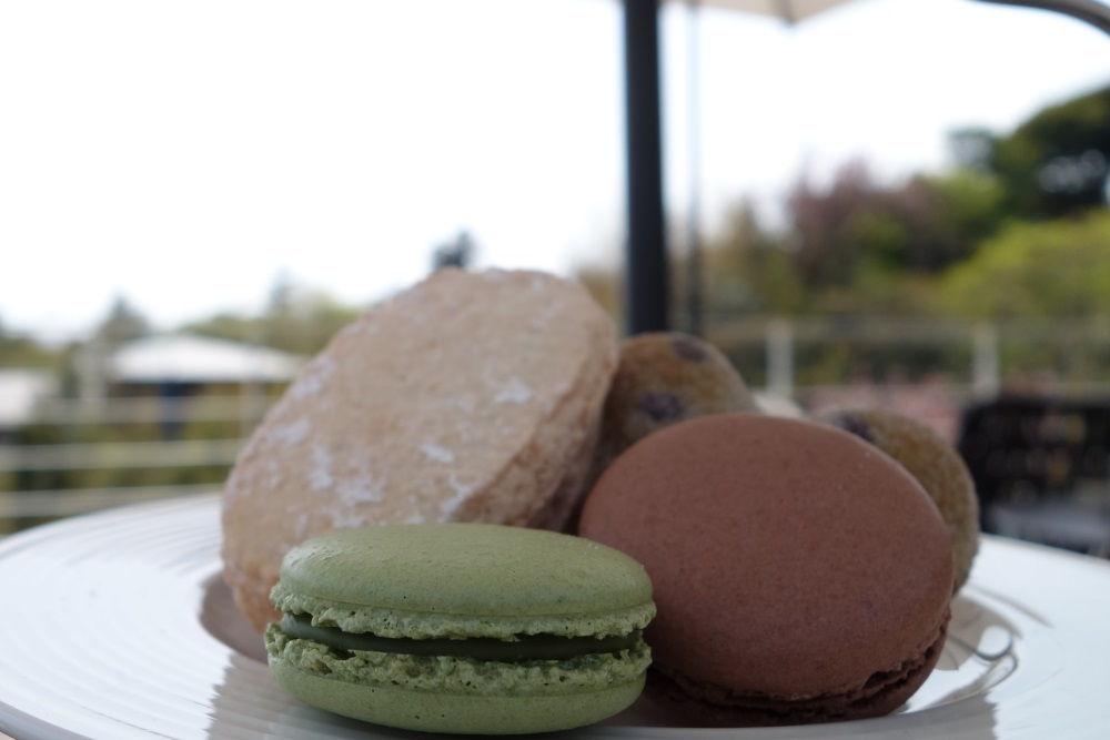 ル・ミリュウの焼き菓子