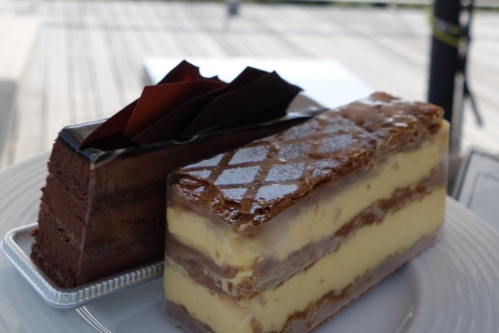 ルミリュウのケーキ