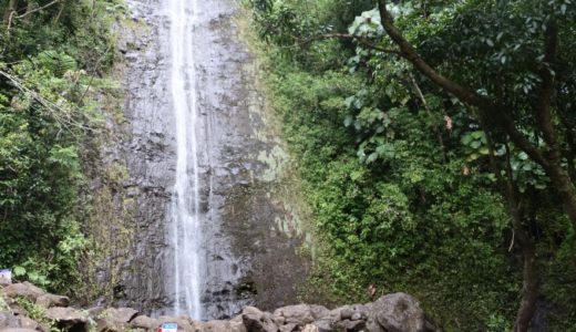 マノアの滝は気軽にトレッキングが楽しめる!行き方・服装・持ち物について