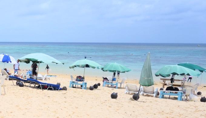 宮古島で海水浴におすすめのビーチ