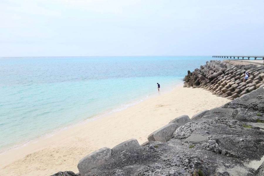 中の島ビーチ周辺の観光スポット
