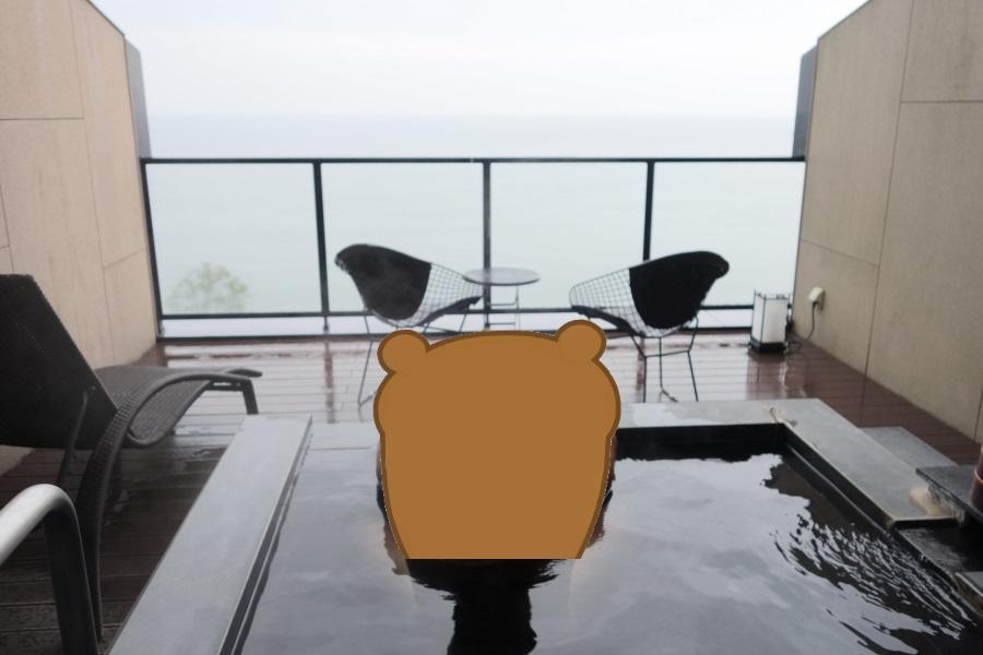 南風楼グランドオーシャンズの露天風呂