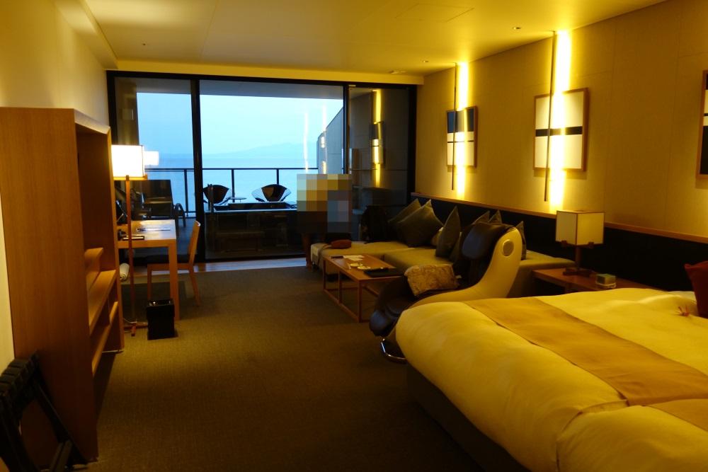 南風楼グランドオーシャンズの客室