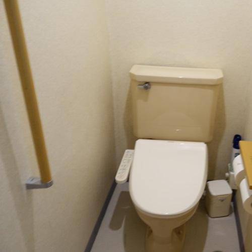 ホテルおくゆもとのトイレ