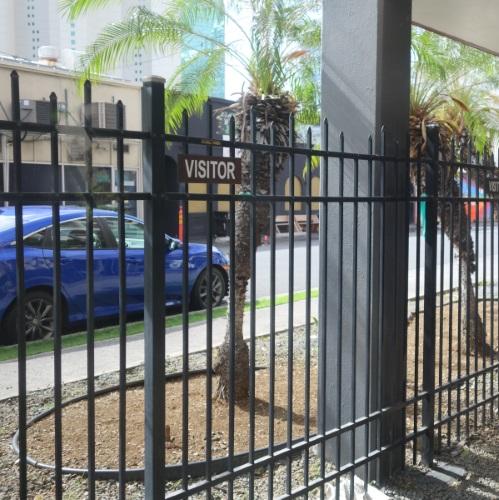オリジナルパンケーキハウスの駐車場の駐車可能場所