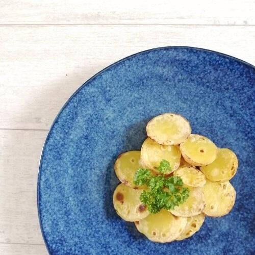 坂ノ途中の旬のお野菜セットで作ったジャガイモのソテー