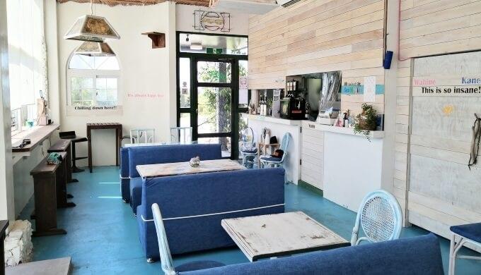 沖縄本部町のハワイアンカフェレストランSEA MAGIC