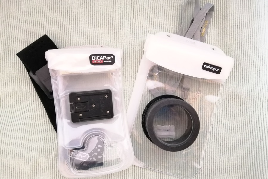 スマホやカメラの防水ケース