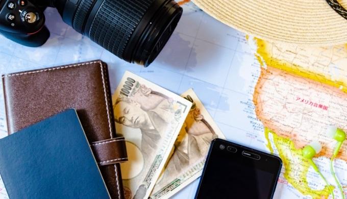 海外旅行の貴重品の持ち物リスト